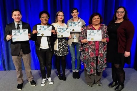 Austin Peay students with The All State won 5 awards at the Southeast Journalism Conference. (APSU)