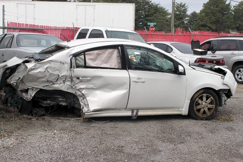 Clarksville Police are looking for witnesses to a crash involving a Nissan and a Honda on 101st Airborne Division Parkway this past Saturday.