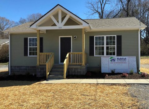 Two new homes to be dedicated Sunday by Habitat for Humanity of Montgomery County