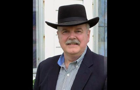 """Michael Doubler, author of """"Dixie Dewdrop: The Uncle Dave Macon Story."""""""