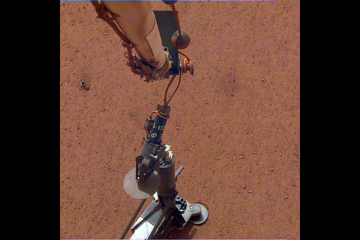 NASA has a problem - its Mars InSight lander has stopped digging