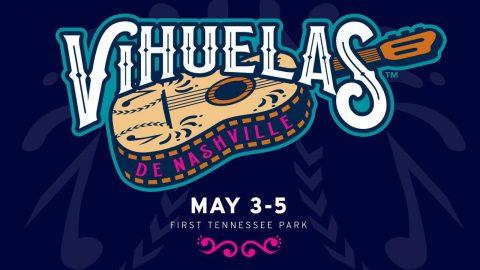 Nashville Sounds Baseball to Embrace Nashville's Latinx Community and Culture as part of MiLB Copa De La Copa de la Diversión. (Nashville Sounds)