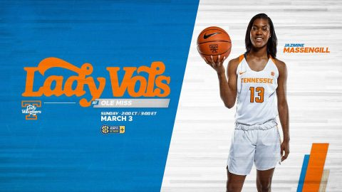 Tennessee Women's Basketball heads to Oxford Mississippi to take on the Ole Miss Rebels Sunday afternoon. (UT Athletics)