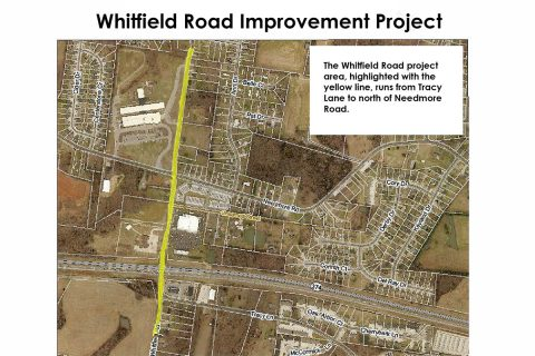 Whitfield Road Improvement Project