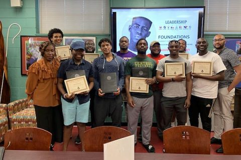 Austin Peay State University has 10 students graduate from Foundations of Minority Leadership program. (APSU)