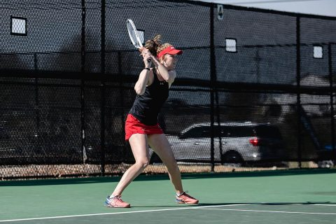 Austin Peay Women's Tennis beat Southeast Missouri Friday to remain undefeated. (APSU Sports Information)
