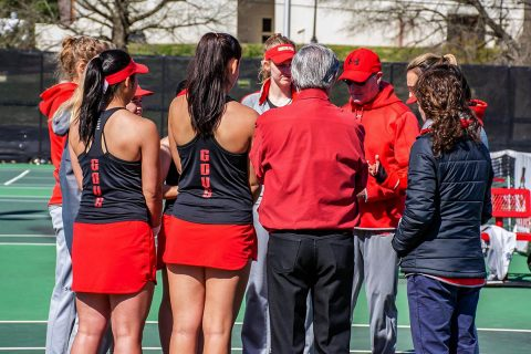 Austin Peay Women's Tennis has Heritage Bank Battle of the Border match against Murray State moved to Wednesday due to possible bad weather. (APSU Sports Information)