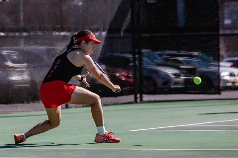 Austin Peay Women's Tennis heads to Murray to take on the Racers with huge OVC implications on the line. (APSU Sports Information)