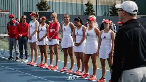 Austin Peay Women's Tennis will face Wake Forest in the 2019 NCAA Tennis Championships in Athens Georgia, Saturday. (APSU Sports Information)
