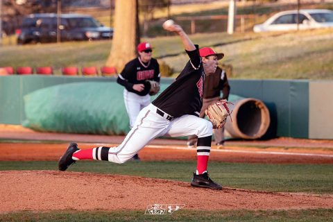Austin Peay Baseball travels to Nashville Tuesday to take on the Lipscomb Bisons. (APSU Sports Information)