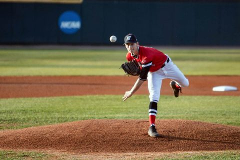 Austin Peay Baseball kicks off five game homestand Tuesday when it plays Evansville at Raymond C. Hand Park. (APSU Sports Information)