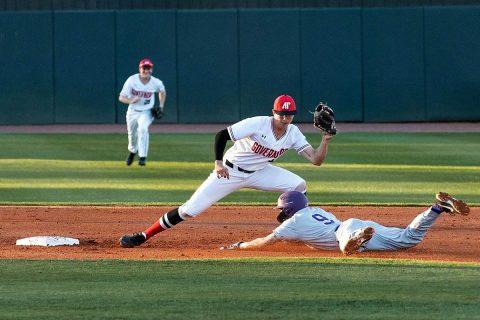 Austin Peay Baseball plays Southern Illinois at Raymond C. Hand Park, Tuesday. (APSU Sports Information)