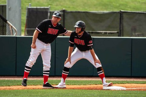 Austin Peay Baseball is at UT Martin for a three game series starting Friday afternoon. (APSU Sports Information)