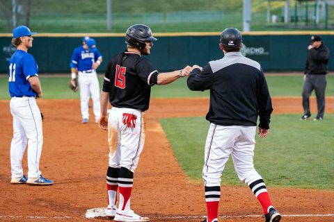 Austin Peay Baseball plays Middle Tennessee on the road, Tuesday. (APSU Sports Information)