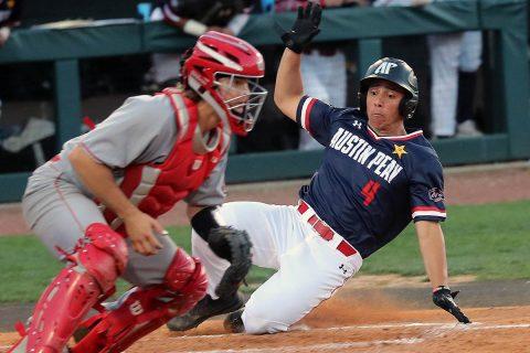 Austin Peay Baseball defeats SIU Edwardsville 6-1 Friday night at Raymond C. Hand Park. (APSU Sports Information)