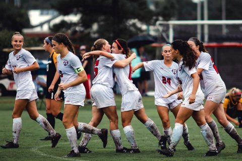 Austin Peay Women's Soccer got 2-0 win over Southern Indiana Sunday. (APSU Sports Information)