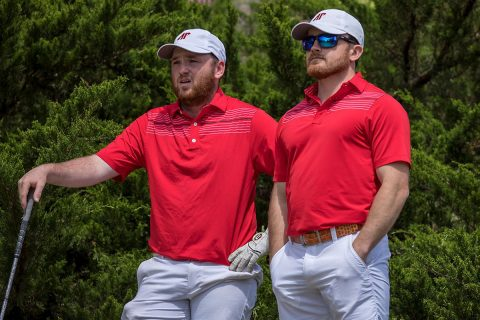 Austin Peay Men's Golf moves up to fifth place on final day of Ryman Hospitality Intercollegiate. (APSU Sports Information)