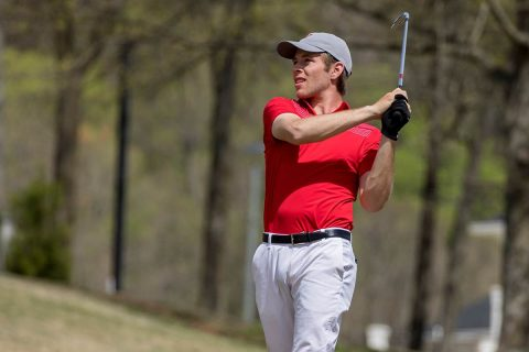 Austin Peay Men's Golf travels to Alabama for the 2019 OVC Tournament. (APSU Sports Information)