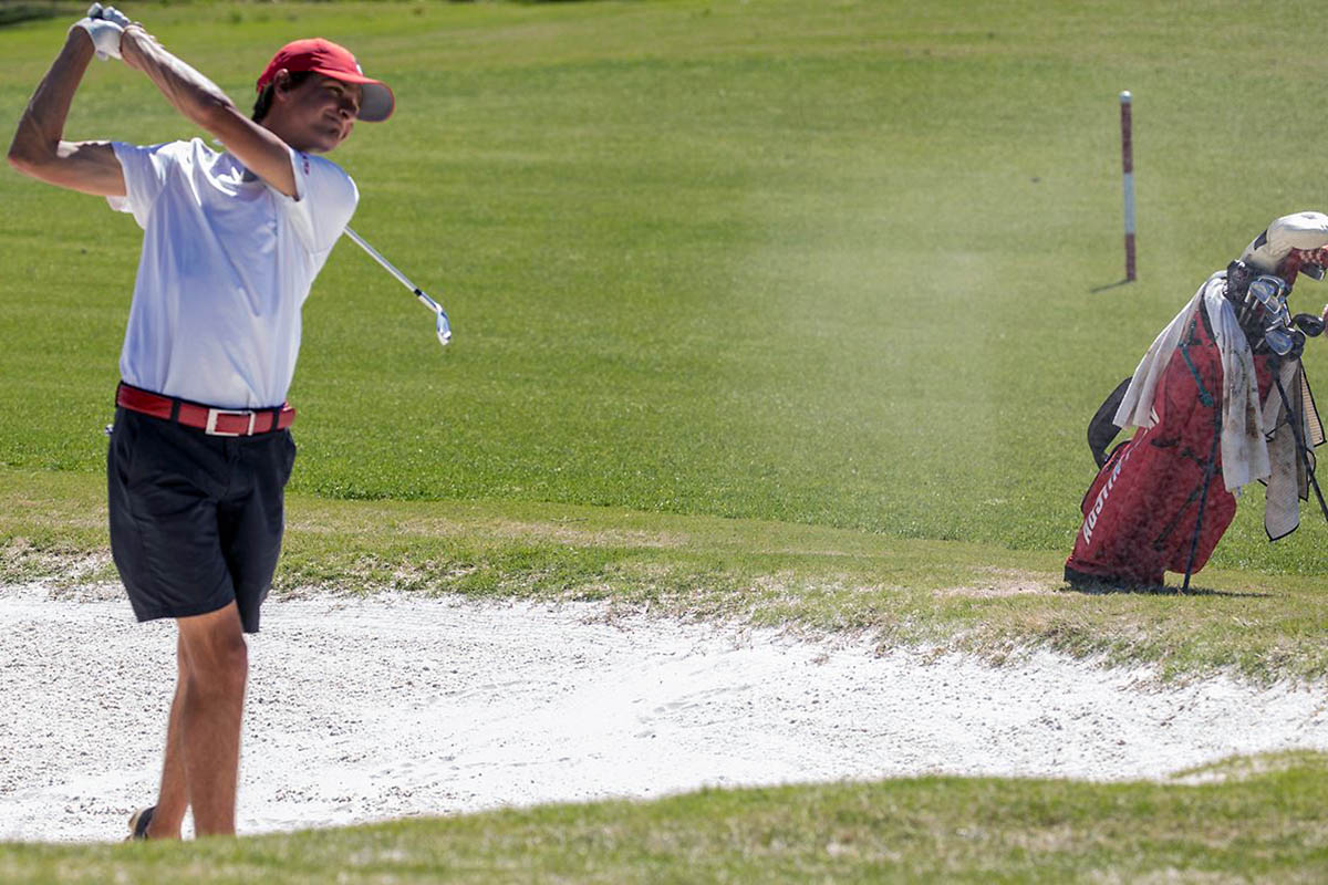 Austin Peay Men's Golf shoots an opening round 283 at the 2019 OVC Tournament. (APSU Sports Information)