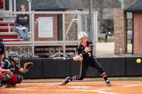 Austin Peay Softball is at Lipscomb Tuesday then has doubleheader at Tennessee Tech on Wednesday. (APSU Sports Information)