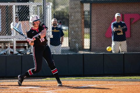 Austin Peay Softball beats Morehead State 10-2 and 10-0 Friday at the Cathi Maynard Park at Cheryl Holt Field. (APSU Sports Information)