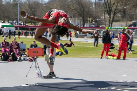 Austin Peay Track and Field competed in limited action Friday at Hilltopper Relays. (APSU Sports Information)