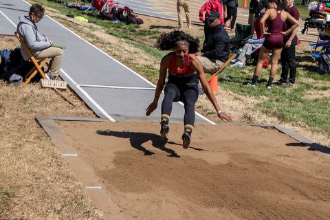 Austin Peay Track and Field have some of their best performances at the Hilltopper Relays, Saturday. (APSU Sports Information)