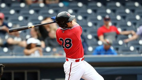 Nashville Hits Four More Home Runs to Split Series with San Antonio Missions. (Nashville Sounds)
