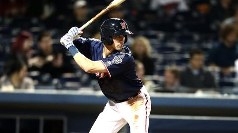 Round Rock Express Start Hot with Six Runs in First Inning to Beat Nashville Sounds. (Nashville Sounds)