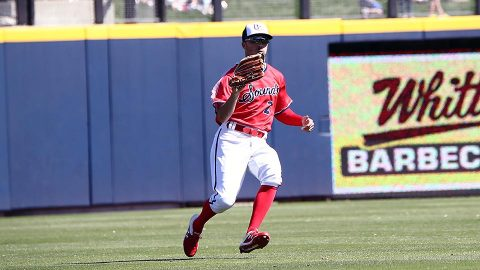 Nashville Sounds Shut Out in Back-to-Back Games to Finish Homestand. (Nashville Sounds)