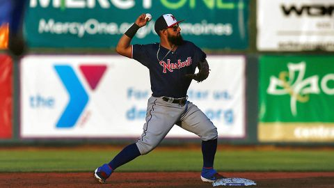 Nashville Sounds suffer Fourth Straight Loss Thursday. (Nashville Sounds)
