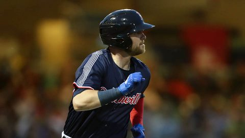 Nashville Sounds Limit Round Rock to Six Hits in Series Opener. (Nashville Sounds)