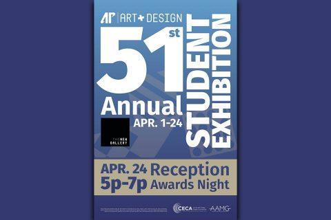 APSU Art + Design's 51st Juried Student Art Exhibition