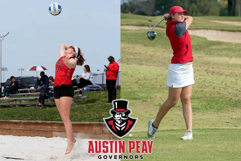 Austin Peay Beach Volleyball and Women's Golf begin Conference Championship play this week.
