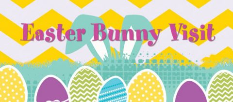 Altra Federal Credit Union Easter Bunny Visit