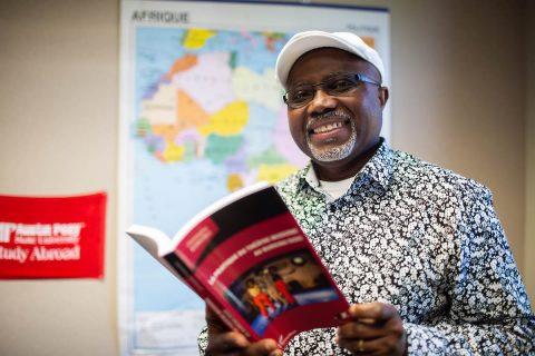 Austin Peay State University professor Dr. Christophe Konkobo. (APSU)