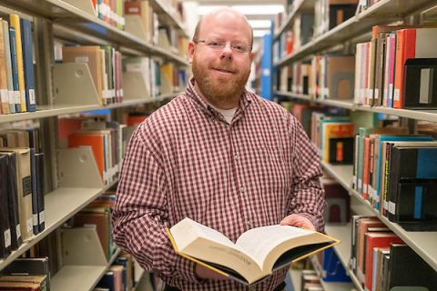 APSU's Dr. Kevin Harris has earned a national reputation for his research on experts.