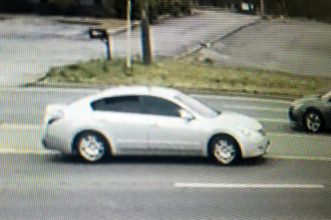 Clarksville Police are trying to identify the vehicle in this photo.