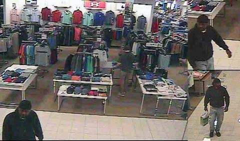 Clarksville Police are trying to identify the Indecent Exposure Suspect in these photos.