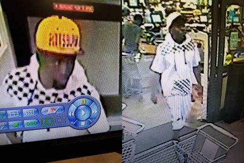 Clarksville Police are trying to identifying the person in these photos.