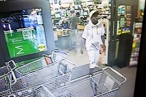 Clarksville Police are trying to identifying the person in this photo.
