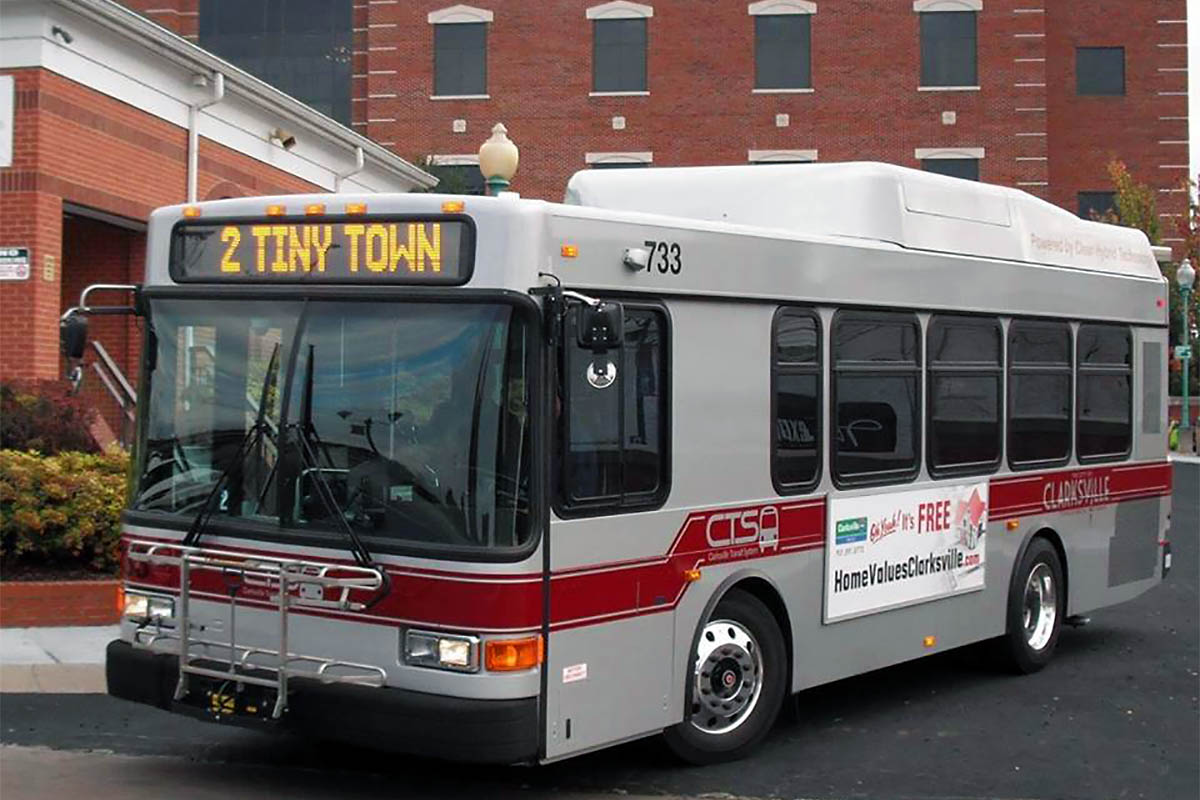 Citizens invited to fill out Clarksville Transit System survey to gauge interest.