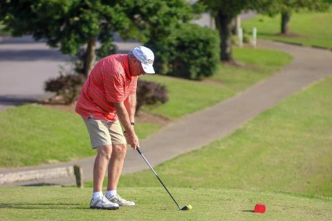 Manna Café's Ministries 2019 Golf Scramble to be held at Swan Lake Golf Course on June 1st.
