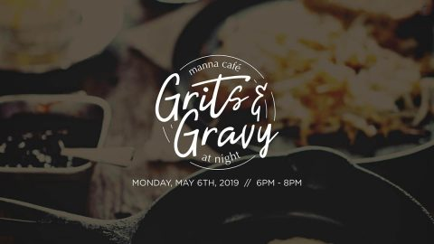 Manna Café Ministries annual Grits & Gravy