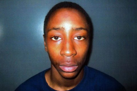 Juvenile Tai Harrell has been taken into custody in Oak Grove, KY.
