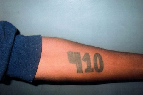 Tai Tyrone Harrell - Tattoo - Left Forearm (410)