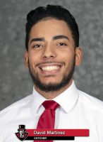 2018-19 APSU Baseball - David Martinez