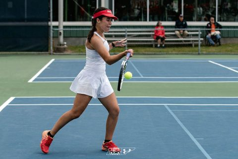 Austin Peay Women's Tennis set to take on #22 Wake in first round of the NCAA Tournament Saturday morning. (APSU Sports Information)