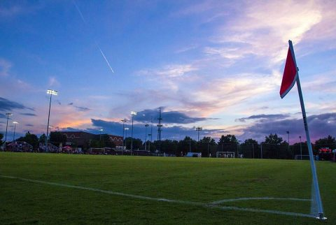 Austin Peay Women's Soccer kicks off 2019 with tune up match against Georgia State at Morgan Brothers Soccer Field, August 12th. (APSU Sports Information)