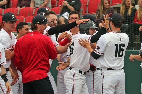 Austin Peay Baseball will head to Charleston Illinois this weekend to play a three game series against Eastern Illinois. (APSU Sports Information)